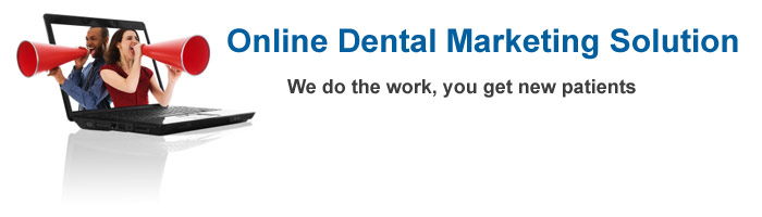 Online Dental Maketing Solution